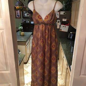 Like New- Maxi Dress